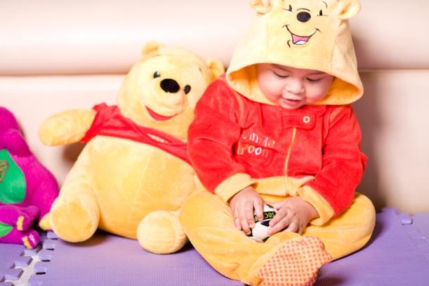 Pooh Costume